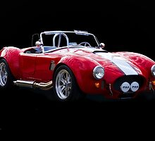 1965 Shelby Cobra 'Rally' Roadster I by DaveKoontz