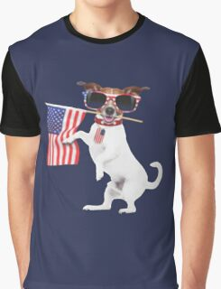American pug Graphic T-Shirt