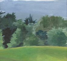 Vermont Hills by Barbara Weir