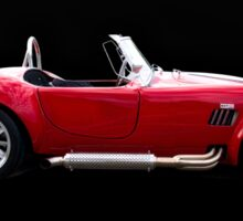 1965 Shelby Cobra 'Rally' Roadster III Sticker