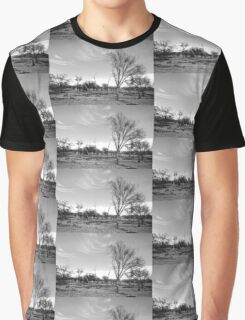 Basic Bush Western Queensland © Vicki Ferrari Graphic T-Shirt