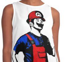 Mario Stencils Contrast Tank