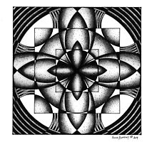 Sacred Geometry Equilibrium by SoulAlkemy