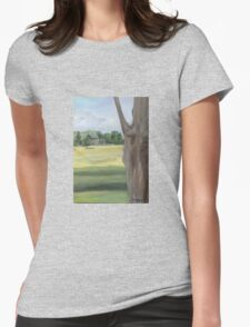 View of Jennings Womens Fitted T-Shirt