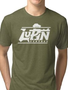 Lupin Central - Gone out for a ride! Tri-blend T-Shirt