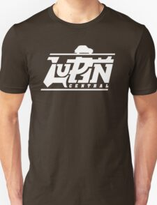 Lupin Central - Gone out for a ride! T-Shirt