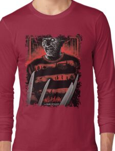 Freddy Nightmare Long Sleeve T-Shirt