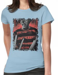 Freddy Nightmare Womens Fitted T-Shirt