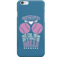 Balls iPhone Case/Skin