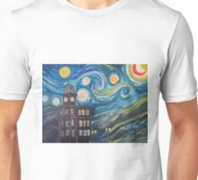 Auburn Starry Night Unisex T-Shirt
