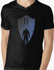 Knight Armour Shield Mens V-Neck T-Shirt