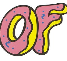 Odd Future Donuts by jacknotnasty