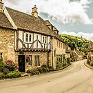 Castle Combe Village by Anthony Hedger Photography