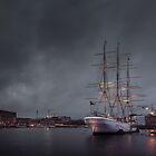 Af Chapman Stockholm by MikaelJenei