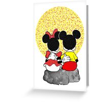 Let's Stay Together Greeting Card
