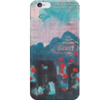 Rain City - Start iPhone Case/Skin