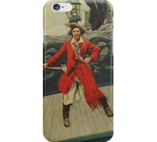 Pirate Captain iPhone Case/Skin