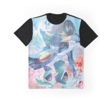 Swampert Edit Graphic T-Shirt