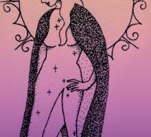 Cosmic Priestess Sticker