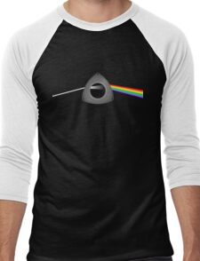 Dark Side Of Wankel Men's Baseball ¾ T-Shirt
