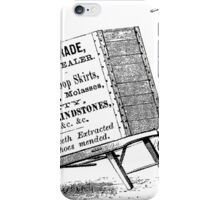 Jack Alltrade iPhone Case/Skin