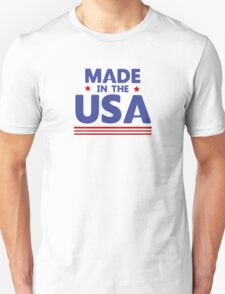 Made in the USA Unisex T-Shirt