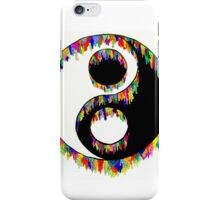 Yin and Yang iPhone Case/Skin