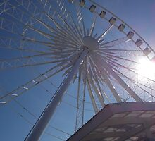 Niagara SkyWheel by TheHoodedMenace