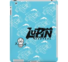 Lupin Central - SSKL on the road! iPad Case/Skin