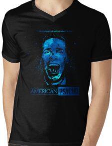 American Psycho Mens V-Neck T-Shirt