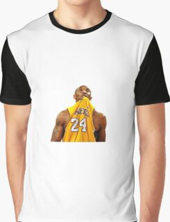 Kobe Bryant LA Lakers  Graphic T-Shirt