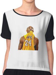 Kobe Bryant LA Lakers  Chiffon Top