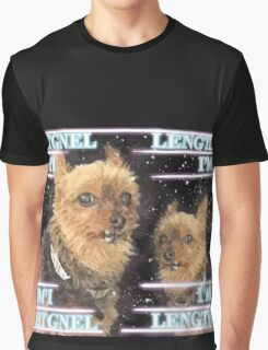 """The new ELITE """"I'm Length"""" apparel (by popular demand) Graphic T-Shirt"""