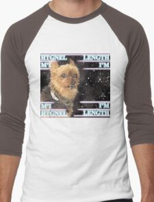 "The new ELITE ""I'm Length"" apparel (by popular demand) Men's Baseball ¾ T-Shirt"