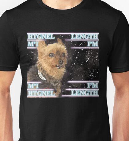 "The new ELITE ""I'm Length"" apparel (by popular demand) Unisex T-Shirt"