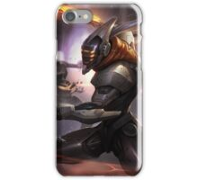 The Wuju Bladesman iPhone Case/Skin