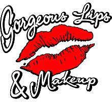Gorgeous Lips & Makeup Lipsense Photographic Print