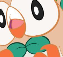 My Starter Rowlett Grass Owl Sticker
