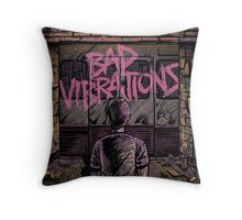 A Day To Remember, Bad Vibrations Cushion Throw Pillow