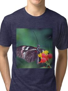 Tongue Close Up Tri-blend T-Shirt
