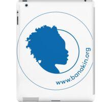 Banakin.org - Blue iPad Case/Skin