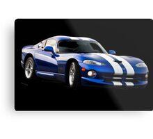 1995 Dodge Viper R/T Coupe III Metal Print