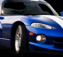 1995 Dodge Viper R/T Coupe III Sticker