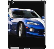 1995 Dodge Viper R/T Coupe III iPad Case/Skin