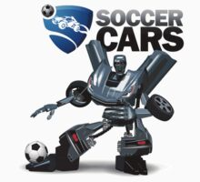 Soccer Cars by Jay Williams