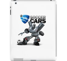 Soccer Cars iPad Case/Skin