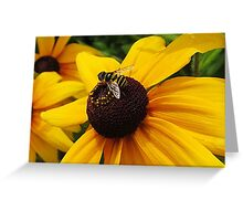 Sunny Susan and Friend Greeting Card