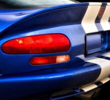 1995 Dodge Viper R/T Coupe IV Sticker
