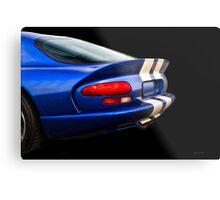 1995 Dodge Viper R/T Coupe IV Metal Print