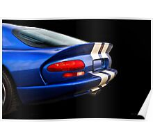1995 Dodge Viper R/T Coupe IV Poster